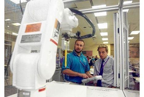 'Fab Lab' makes debut in Pickerington - ThisWeekNews | Peer2Politics | Scoop.it