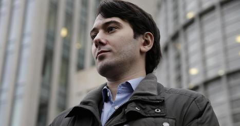 Martin Shkreli weighs in on EpiPen scandal, calls drug makers 'vultures' | Everything You Need to Know           Re: Bernie Sanders | Scoop.it
