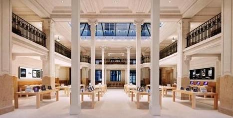 Apple hits record revenue per store visitor, says analyst | Apple Updates | Scoop.it