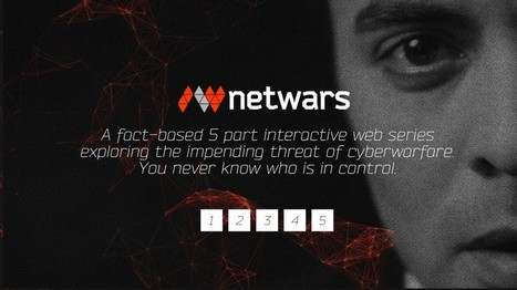 Netwars/out of CTRL: an interview with producer Michael Grotenhoff | Digital Cinema - Transmedia | Scoop.it