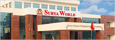 Top engineering college in India | Surya World | Scoop.it