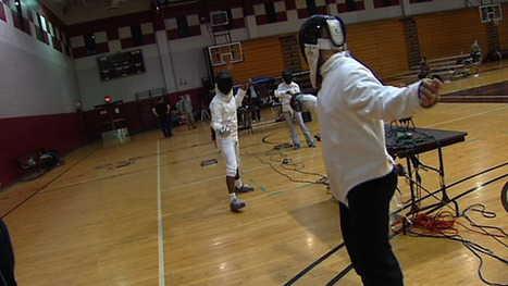 Wounded warrior program uses fencing for therapy | Fencing for ALL | Scoop.it