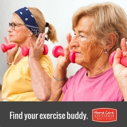 How to Help a Senior Loved One Make Exercise a Priority? | New Hampshire Home Care Assistance | Scoop.it