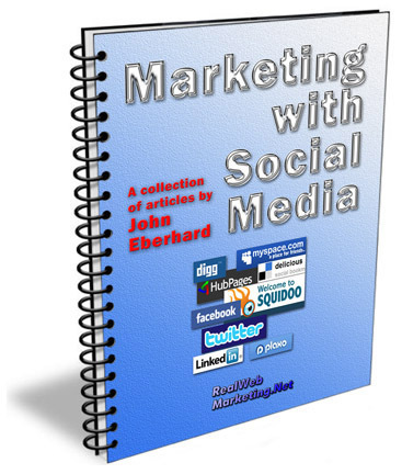 Social Media eBook | Real Web Marketing Inc. | Social Mercor | Scoop.it