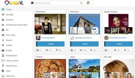 Qwant : le moteur de recherche français, 5 mois après   Made in France & French Touch   Scoop.it