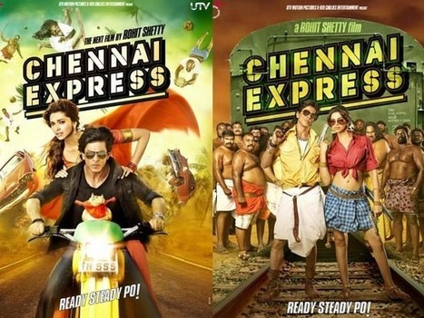 Chennai Express Review : It is a distinctively daft action comedy! | YouthTimes | Bollywood Hindi Movie Reviews | Scoop.it