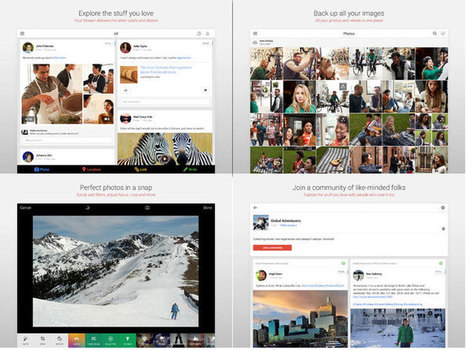 Google+ can be your new photo editing app in iOS | Life, Love, Personal Development and Family | Scoop.it