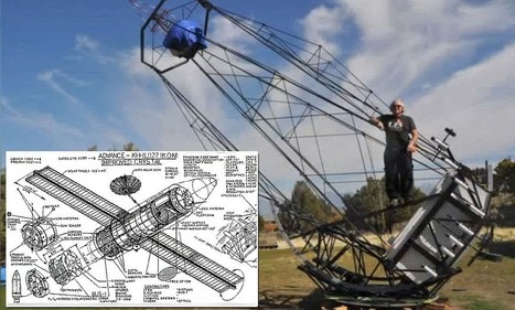 Utah truckdriver builds worlds largest amateur telescope | HDSLR | Scoop.it