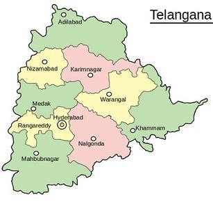Seven new districts to be created in Telangana soon | Political News | Scoop.it