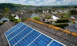 Panasonic criticises 'damaging' cuts to solar panel subsidies | AQA A2 Business - BUSS4 | Scoop.it