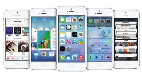 Apple iOS 7 is sickening users, doctor confirms | eComand Solutions | Scoop.it
