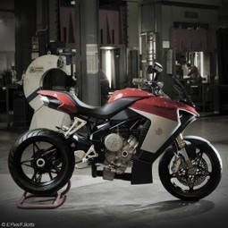 2014 MV Agusta Turismo Veloce 800 Sport Tourer to make its debut at the ECIMA - Gaadi.com | Mahindra Cars India | Scoop.it