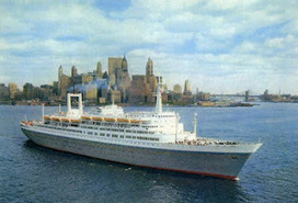 Holland America Ships Operating in the 1970s - Nick's Cruise Corner | Holland America Line | Scoop.it