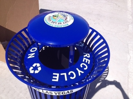 Trash is about to get a little prettier in the... | Waste Management & Technology | Scoop.it