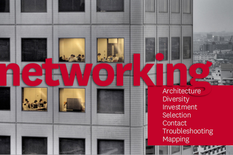 Six Rules For Networking at Work | BUSINESS and more | Scoop.it