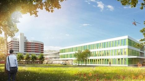 Le futur visage de l'Hôpital cantonal à Sion | HES-SO Valais-Wallis | Scoop.it