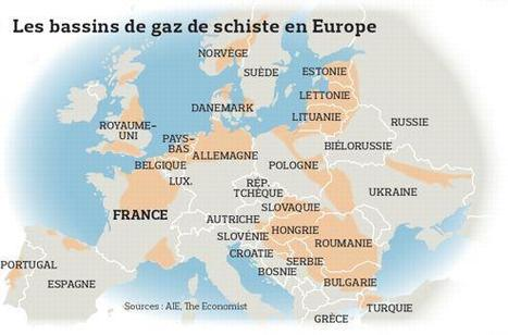 L'Ukraine mise des milliards sur son gaz de schiste | Le flux d'Infogreen.lu | Scoop.it