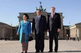 ITB Berlin: SBY, le président indonésien  en pleine promotion touristique de Ranja Ampat, Komodo, Manadon, Rendang | Scoop Indonesia | Scoop.it