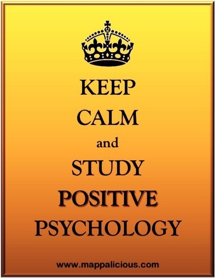 Misconceptions about Positive Psychology | Change for the Better | Scoop.it