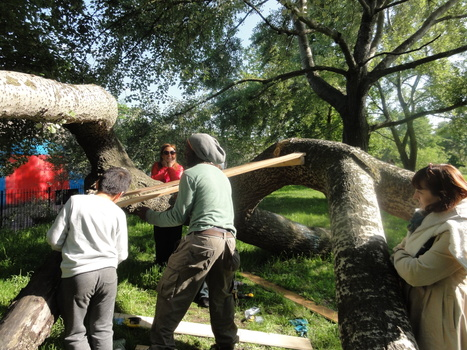 Help build a Brixton Tree House this summer with 'Forest School' activities in ... - BrixtonBuzz | Lambeth | Scoop.it