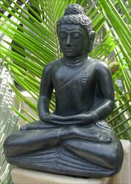 Bouddha en ligne   statues zen et lits bambou   decoration   Scoop.it