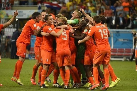 Andrew Nelson on #WorldCup2014 | XCOR Aerospace blog | Space | Scoop.it