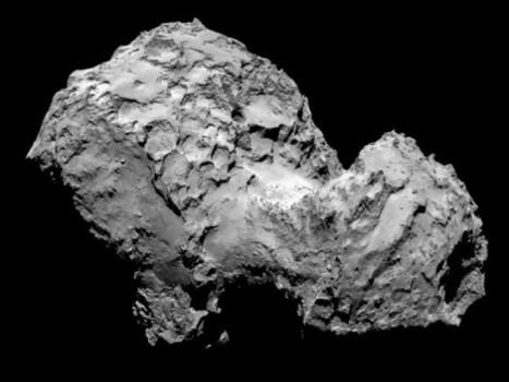 Una docena de preguntas a Pablo Gutiérrez-Marqués, director de operaciones de la cámara científica de la misión Rosetta - una docena de | Ciencia para todos los públicos | Scoop.it