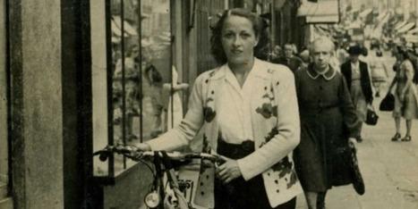 """""""Pour vous, mesdames"""",  la mode en temps de guerre exposée à Lyon   Textile Horizons   Scoop.it"""