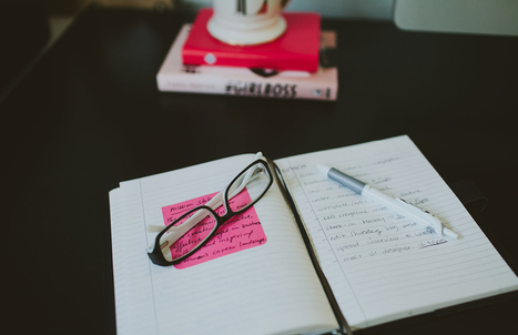 The Benefits Of Keeping A Work Journal | Career Contessa | All About Coaching | Scoop.it