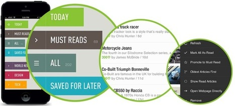 Optimize Your Content for Feedly and Other Newsreader Apps | iAcquire | Online Marketing Articles - Recommended | Scoop.it
