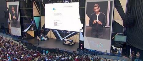 Quels sont les principaux chantiers de Google ? | Charliban Francophone | Scoop.it