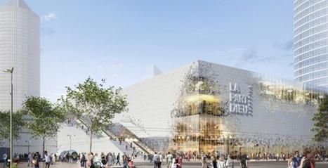 MVRDV transformeert jaren zeventig winkelcentrum in Lyon | Built Environment | Zuyd Bibliotheek | Scoop.it