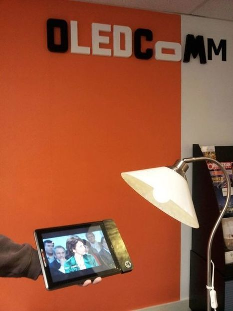 Internet des objets : 9 innovations présentées par France TV (LeWeb12) | TechWatch | Scoop.it