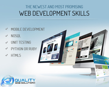Introducing the Newest and Most Promising Web Development Skills | web design and development company | Scoop.it