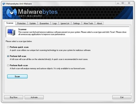 How to remove FBI viruses - Fake FBI malware removal (FBI ransomware) | IT Security Unplugged | Scoop.it