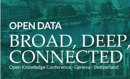 Data Storytelling Takes Center Stage at OKCon in Geneva | Idea Lab | PBS | Open Knowledge | Scoop.it