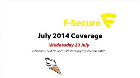 July Coverage (23rd) | F-Secure Coverage (UK) | Scoop.it