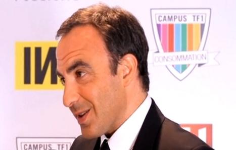 Influencia - Media - Nikos Aliagas: « Twitter ne doit pas être un alibi » | Social Media and TV | Scoop.it