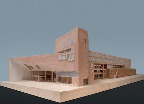 1er coup de pelle de la future Bibliothèque nationale de Luxembourg | La bibliothèque dans la cité | Scoop.it