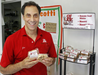 Meet GF Joe, gluten-free baker and cookoff show participant - Tampabay.com | Living Gluten free | Scoop.it