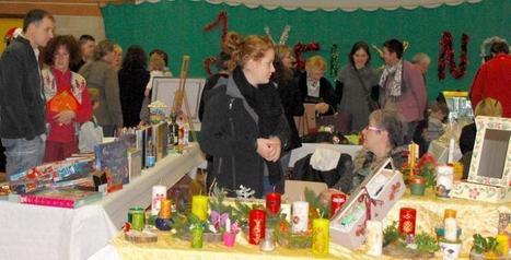 Viane. Un  joli marché de Noël au village | Lacaune et les Monts de Lacaune | Scoop.it