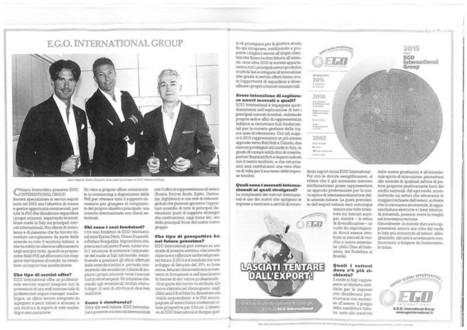 EGO International Group, sbarca su Capital | Web e Social Media Marketing | Scoop.it