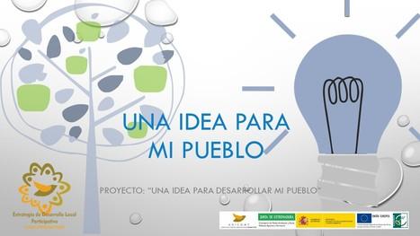 Adicomt selecciona ideas ciudadanas para proyectos desarrollo rural   Comarca Miajadas-Trujillo   Scoop.it