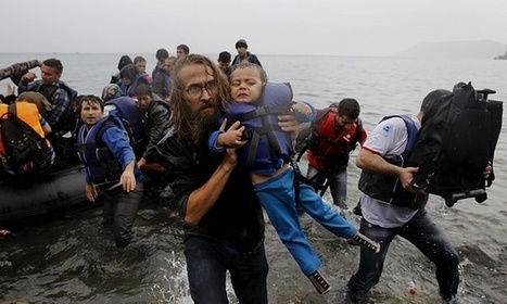 UN says one-third of refugees sailing to Europe are children | Peer2Politics | Scoop.it