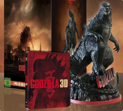 On récap n°12 : Godzilla - Millenium | Héros et personnages | Scoop.it