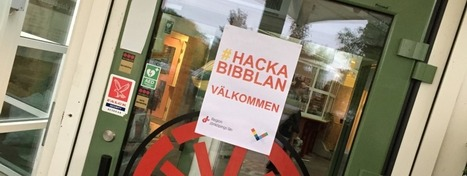 Te gast in Zweden bij de unconference Hackabibblan | trends in bibliotheken | Scoop.it