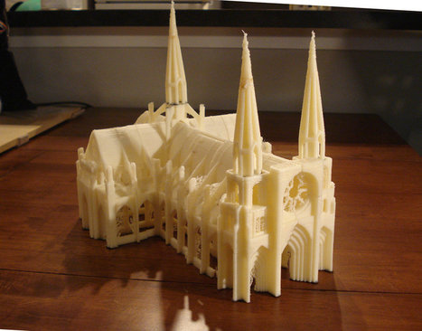 3D replication is name of the game - The Canberra Times | 3D Printing and Fabbing | Scoop.it