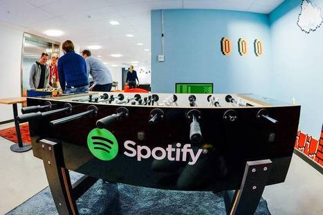 Spotify Buys Media Aggregator CrowdAlbum | MUSIC:ENTER | Scoop.it
