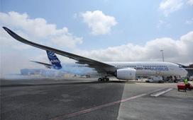 Airbus démarre les moteurs du premier A350-900   Emploi, Travail et Réseaux Sociaux   Scoop.it