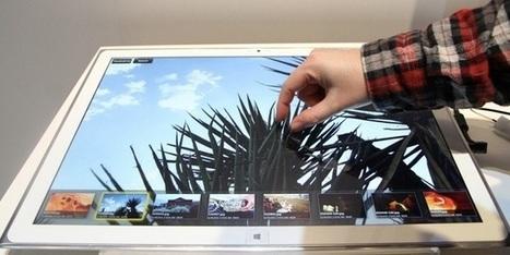 20-inch Windows 8 tablet by Panasonic boast 4k resolution | Tech-o-Gadgets | Scoop.it
